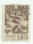 Stamps Peru -  Guanay principal productor de guano de islas
