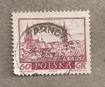 Stamps Poland -  Ciudad de Kalisz