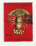 Sellos del Mundo : America : Perú : Joyas antiguas de Perú