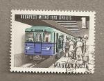 Stamps Hungary -  Metro Budapest