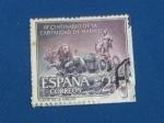 Sellos de Europa - España -  IV Centenario de la Capitalidad de Madrid (Fuente de la Cibeles) Ed.1391