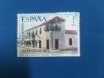 Stamps Spain -  Hispanidad Arg.-Casa de Virrey Rafael Sobremonte. Córdoba Arg.E=2213