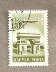 Stamps Hungary -  Arco triunfo Paris