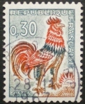 Stamps France -  gallo