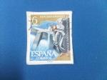Stamps Spain -  XXV Ani . Alzamiento nacional.