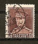 Sellos de Europa - Bélgica -  Alberto I
