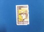Stamps Spain -  Día Mundial del Sello.-Mercurio-Ed:1432.