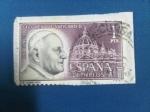 Sellos del Mundo : Europa : España : Ed:1480 - S.S. JUAN XXIII, - XXI Concilio  Ecumenico Vaticano II.