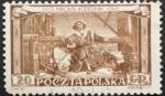 Sellos de Europa - Polonia -  mikolai kopernik