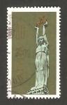 Stamps Europe - Latvia -  Estatua de La Libertad, en Riga