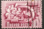 Stamps Hungary -  eves terv
