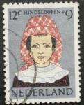 Stamps Netherlands -  hindeloopen