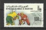Stamps Africa - Mauritania -