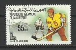 Stamps Africa - Mauritania -