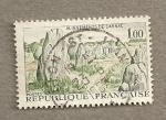 Stamps France -  Alineamientos de Carnac