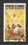 Stamps Africa - Djibouti -