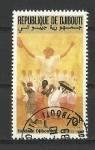 Sellos del Mundo : Africa : Djibouti :