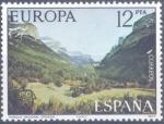 Sellos de Europa - España -  ESPAÑA 1977_2414 Europa-CEPT. Scott 2042