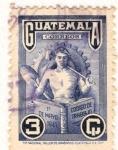 Sellos del Mundo : America : Guatemala : Codigo de Trabajo