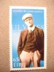 Sellos de Europa - Irlanda -  James Joyce