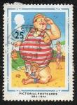 Sellos de Europa - Reino Unido -  Greeting Card
