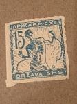 Stamps Europe - Slovenia -  El esclavo