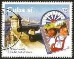 Sellos del Mundo : America : Cuba : MORRO CABAÑA - CIUDAD DE LA HABANA
