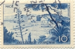 Stamps France -  NICE