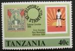 Sellos del Mundo : Africa : Tanzania : historia ya stampu