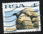 Stamps South Africa -  Carnero