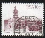 Stamps South Africa -  Ayuntamiento de Pietermaritzburg