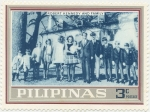 Stamps Europe - Philippines -  ROBERT KENNEDY AND FAMILY