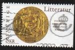 Sellos del Mundo : Europa : Suecia : Medalla al Premio Nobel de Literatura