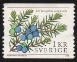 Sellos de Europa - Suecia -  Enebro común