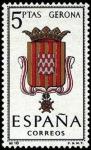Sellos de Europa - España -  Escudos