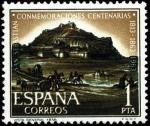 Stamps Spain -  Conmemoraciones San Sebastian