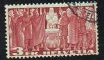 Stamps Switzerland -  Confederación suiza