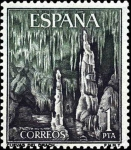 Sellos de Europa - España -  Paisajes y monumentos