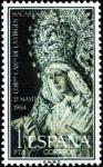 Stamps Spain -  Coronación de la Virgen de la Macarena