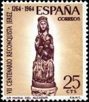 Stamps Spain -  VII centenario de la conquista de Jerez