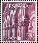 Stamps Spain -  Paisajes y monumentos