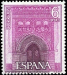 Stamps Spain -  Serie turistica