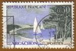 Sellos de Europa - Francia -  ARCACHON