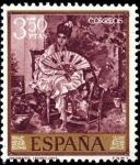 Sellos de Europa - España -  Mariano Fortuny Marsal