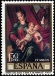 Sellos de Europa - España -  Luis de Morales