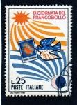 Stamps : Europe : Italy :  lX GIORNATA DEL FRANCOBOLLO
