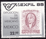 Stamps Mexico -  MEXFIL 85