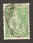 Stamps Portugal -  Ceres, diosa de la agricultura