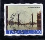 Stamps : Europe : Italy :  Salviano Venezia