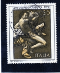 Stamps : Europe : Italy :  4° Centenario del Nacimiento de Michelangelo